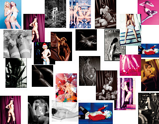 Postkarten post cards Erotik erotic Design Art